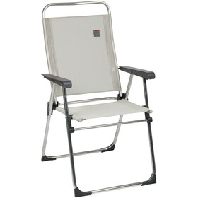 Lafuma Mobilier Victoria Folding Chair with Batyline, seigle